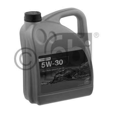 Масло моторное синт. 5W-30 (5л) пластик