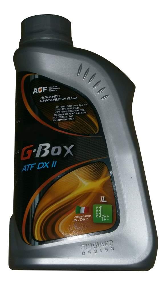 Масло трансимиссионное G-Box ATF DX ll.1л.. шт