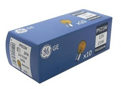 Лампочка PY21W GE   Reliable   range 21W