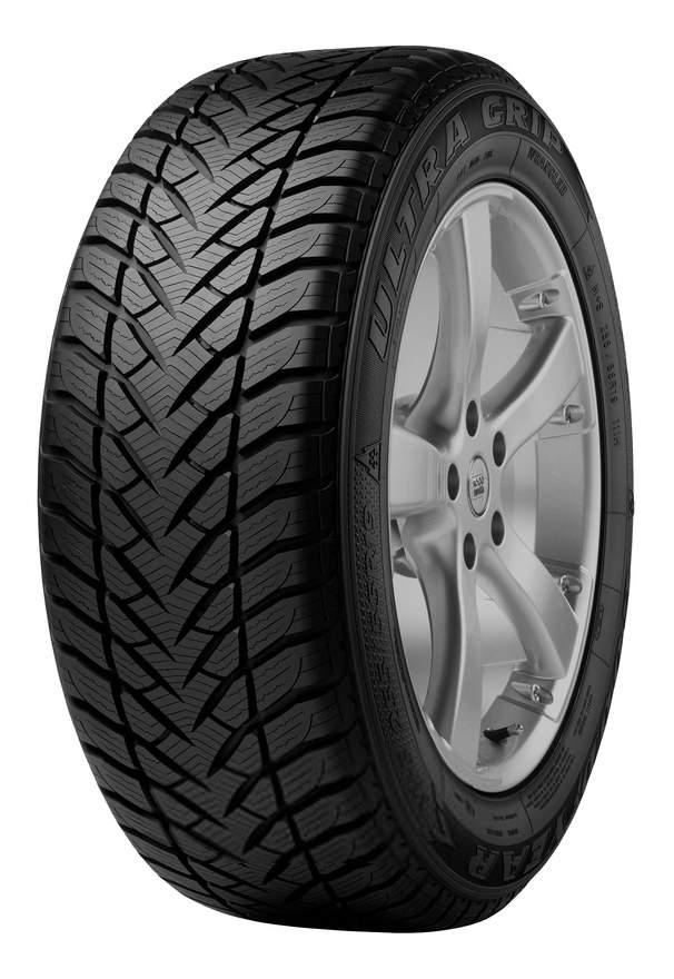 Автошина R18 245/60 Goodyear UltraGrip + SUV 105H (зима) 4X4