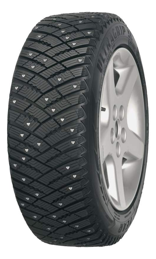 Автошина R16 215/55 Goodyear UltraGrip Ice Arctic 97T (шип)