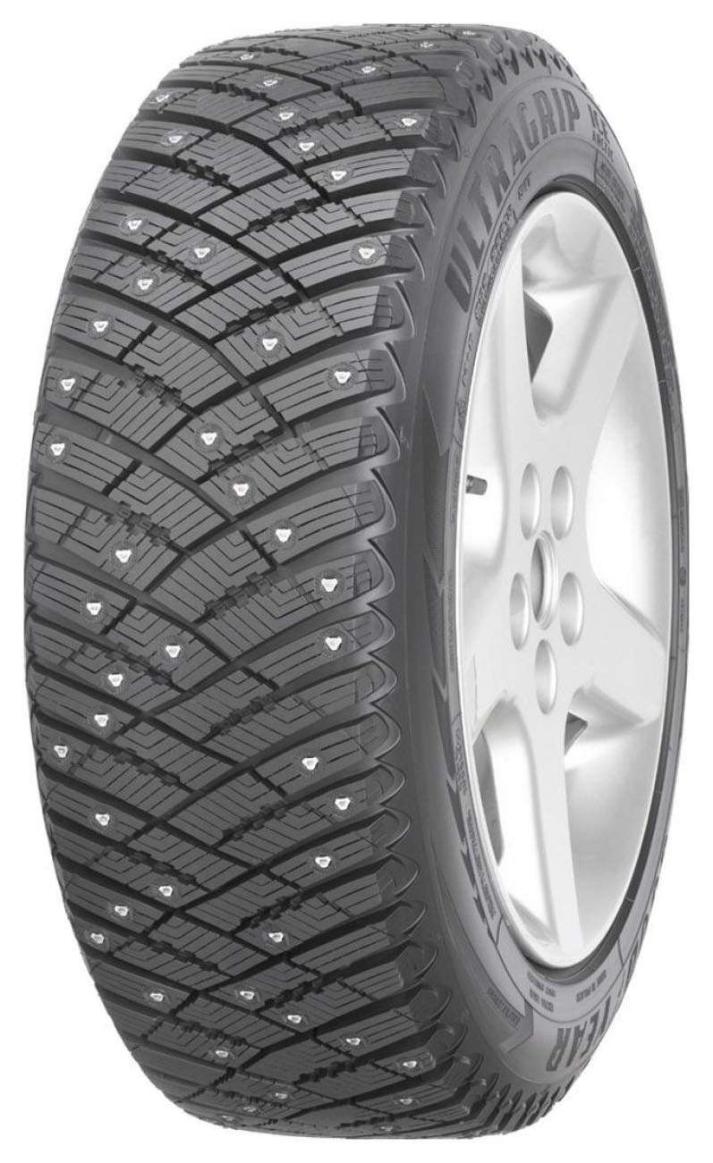 Автошина R17 225/55 Goodyear UltraGrip Ice Arctic 101T (шип)