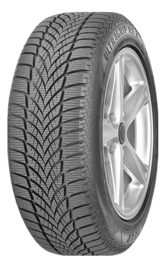 Автошина R17 235/45 Goodyear UltraGrip Ice 2 97T (зима)