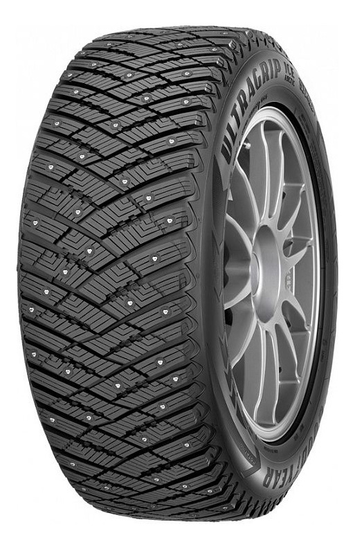 Автошина R18 225/40 Goodyear UltraGrip Ice Arctic 92T (шип)