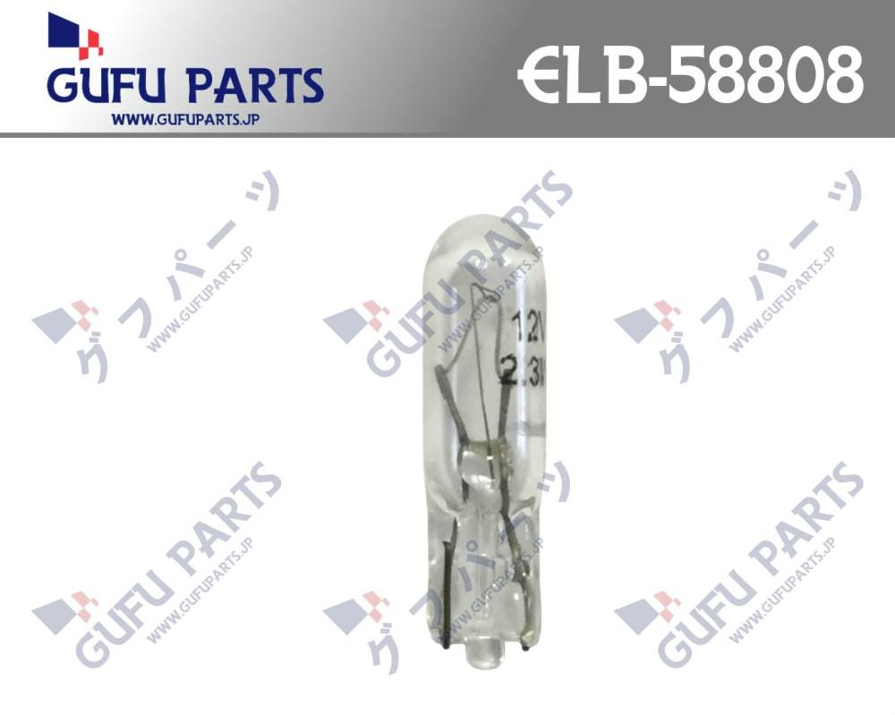 Лампа накаливания  Standard W2.3W  12В 2.3Вт. 1шт -ELB-58808