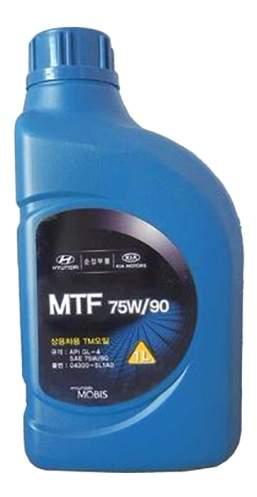 Масло трансмиссионное синт 75W-90 KR API GL-4 1л
