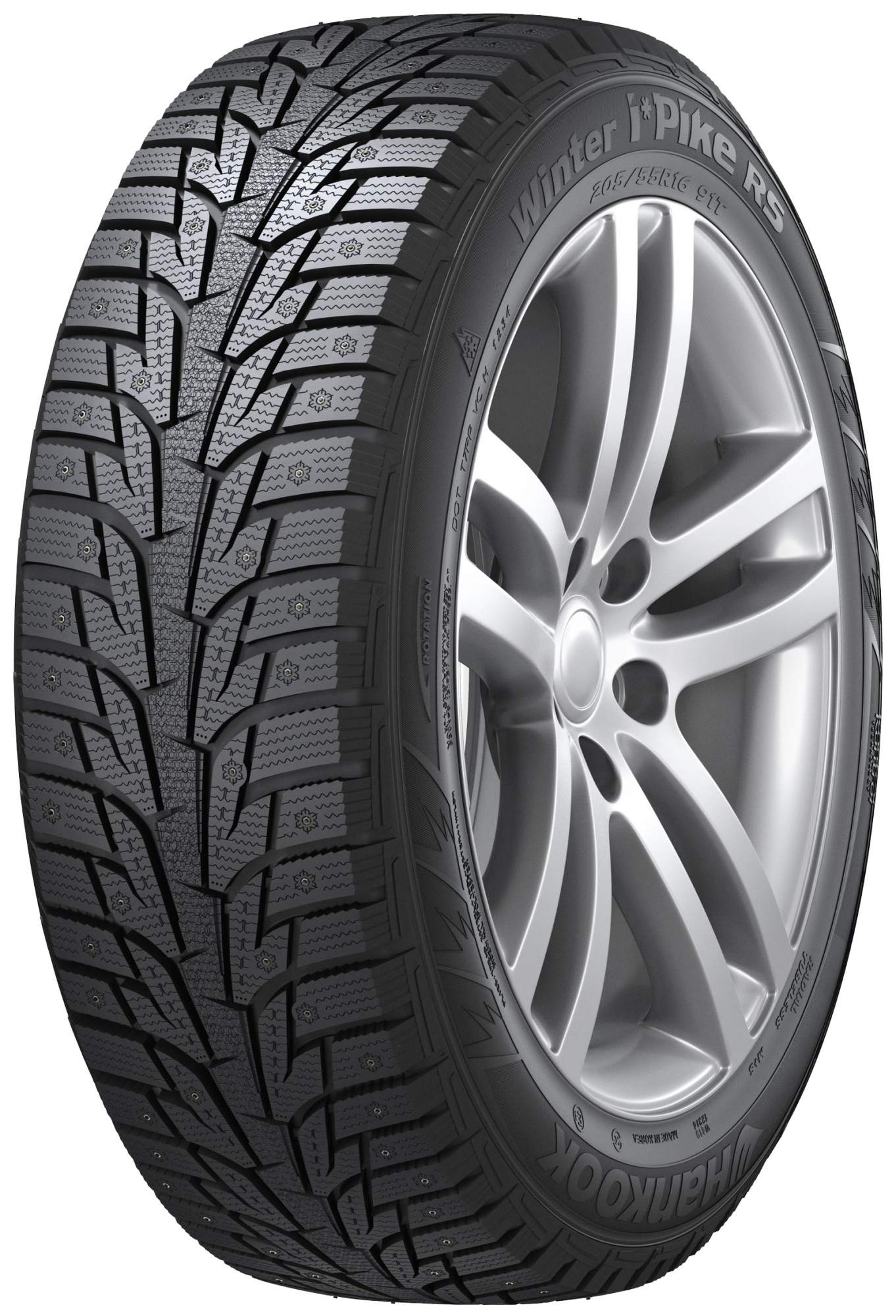 Winter i*Pike RS W419 215/70 R15 97T Зимняя Легковая