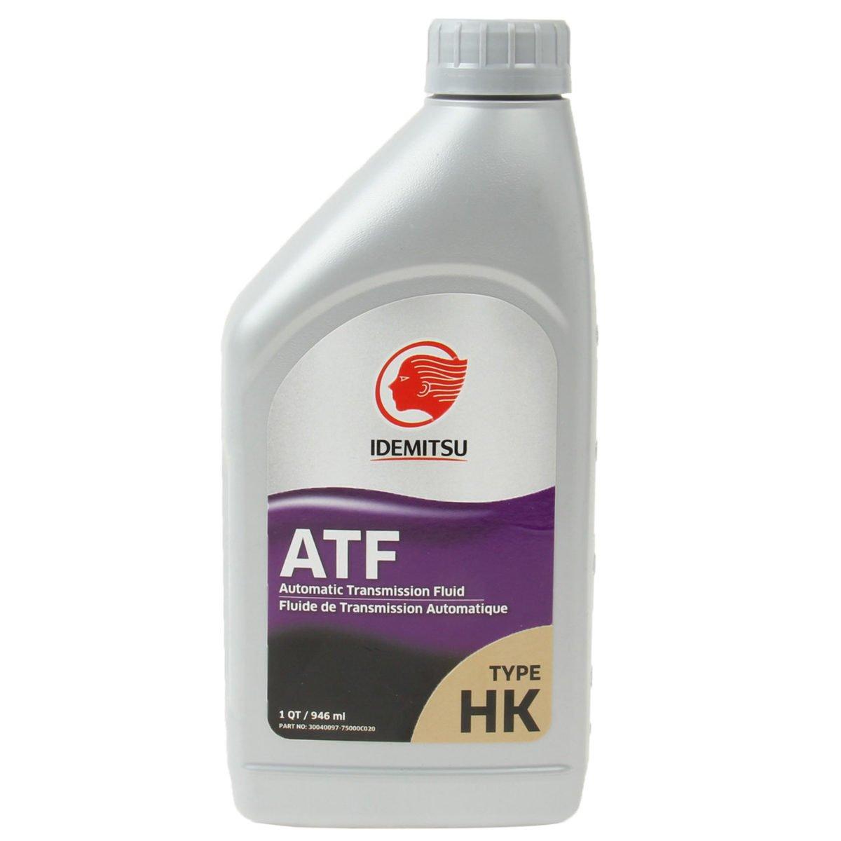 Масло трансмиссионное ATF TYPE-HK 0.946л HYUNDAI/KIA ATF SP-III
