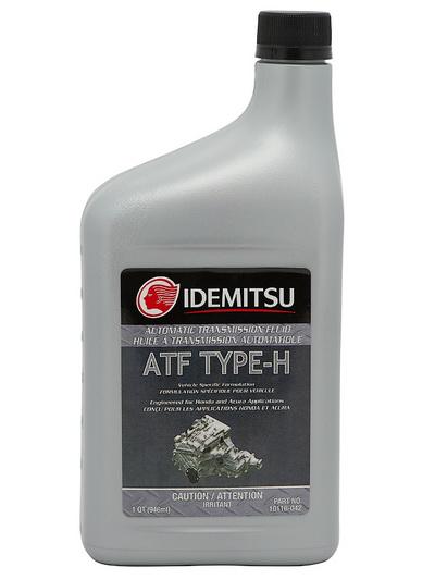 Трансмисионное масло IDEMITSU ATF-H аналог honda Z1