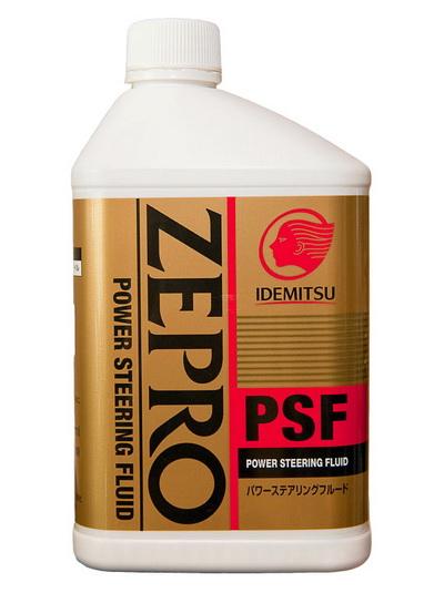 Жидкость ГУР ZEPRO PSF (0 5л)
