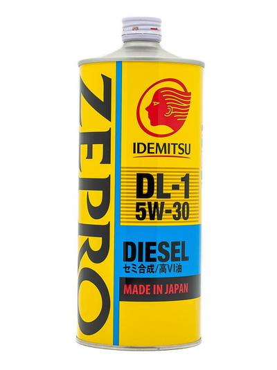 Масло моторное ZEPRO DIESEL  DL-1 5W30 ACEA C2-08 (1л)