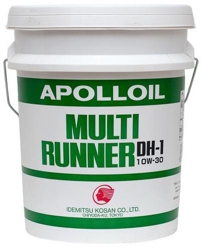 ID Apolloil  Multi Runner 10W30 DH-1.СF-4 (20 л) 2573-020