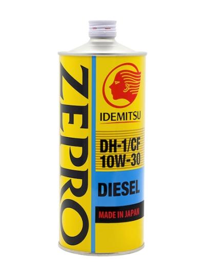 Моторное масло IDEMITSU ZEPRO DIESEL CFDH-1 10W30 (1л)