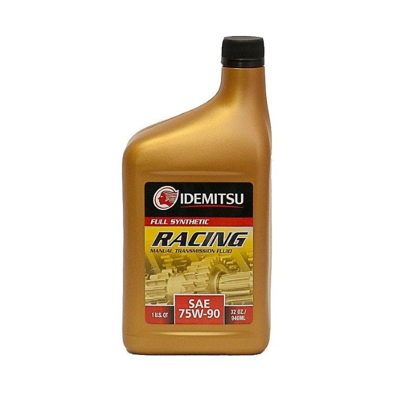 Масло трансмиссионное Racing 75W-90 API: GL-5 0.946л