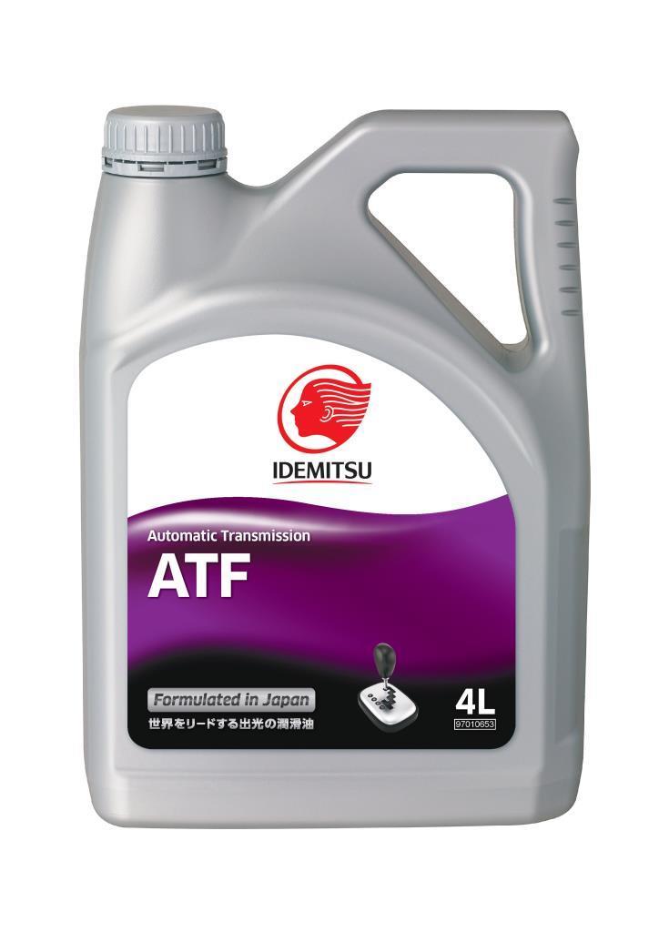 Масло трансмиссионное IDEMITSU Multi ATF (4л)