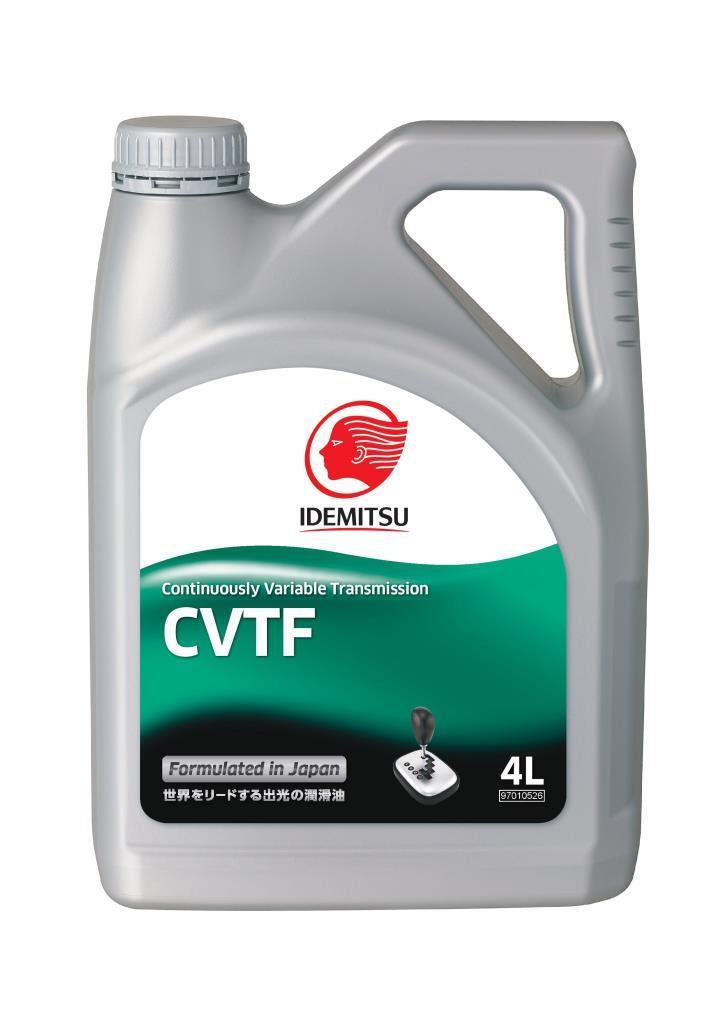 Трансмиссионное масло IDEMITSU MULTI CVTF (4л)