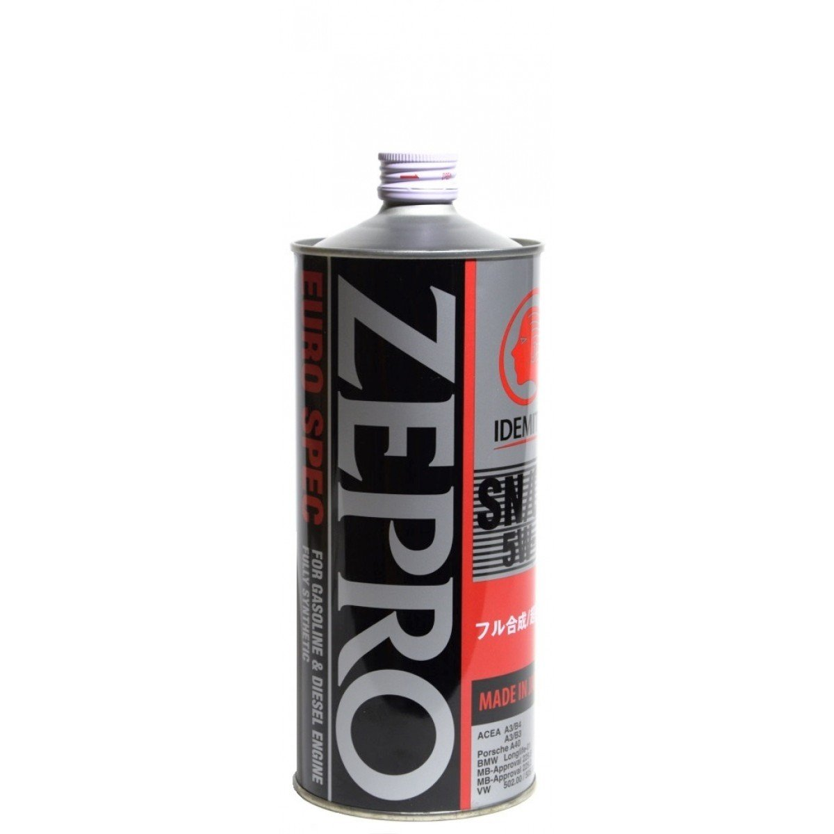 Масло моторное ZEPRO RACING SN 5W40 (1л)