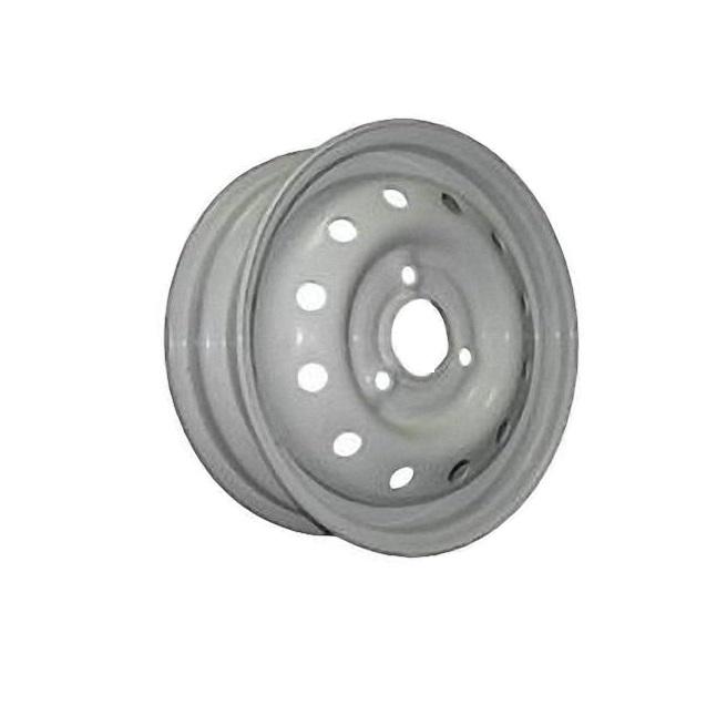 Диск колесный R12 ОКА ВАЗ 1111 (серый)