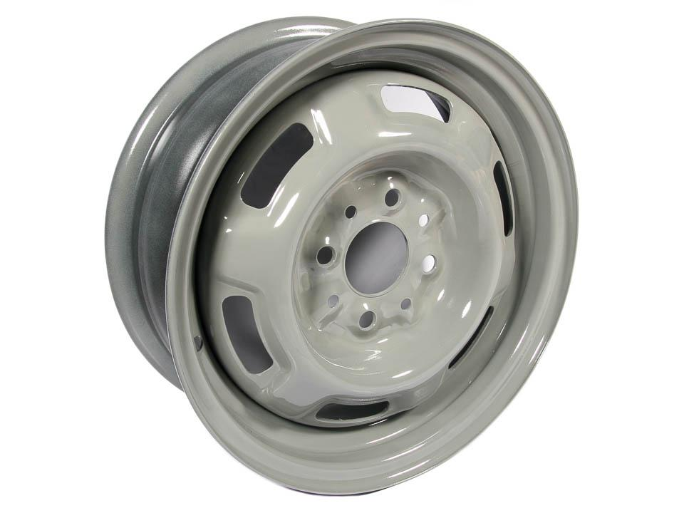 Диск колесный R13 ВАЗ 2108-09 (серый) АвтоВАЗ