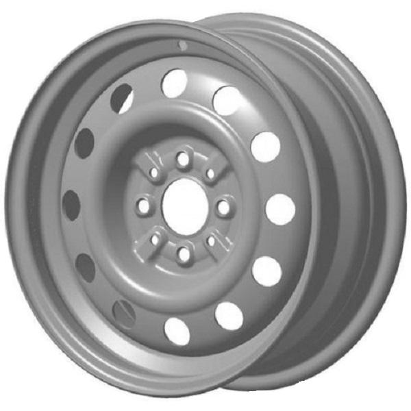 Диск колесный R14 ВАЗ 2110-12 (серый) АвтоВАЗ