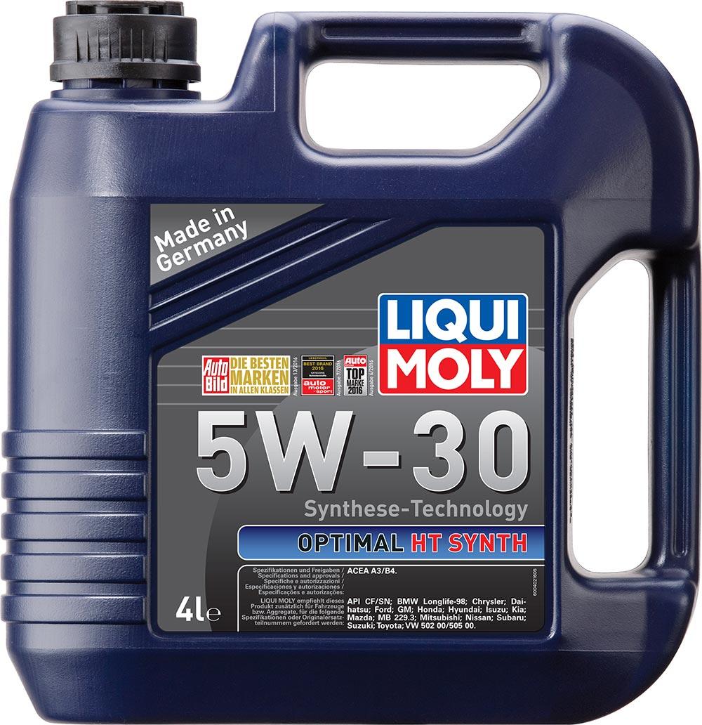 Масло моторное синт. Optimal HT Synth 5W-30 (4л)