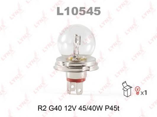 Лампа автомоб LYNX R2 G40 12V 4540W P45T-41 Лампа автомоб LYNX
