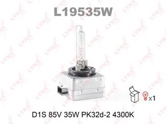 Лампа газоразрядная D1S 12V 35W PK32d-2 4300K