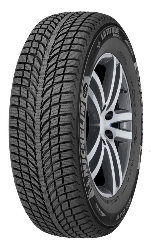 Автошина R18 225/60 Michelin Latitude Alpin 2 XL 104H (зима)