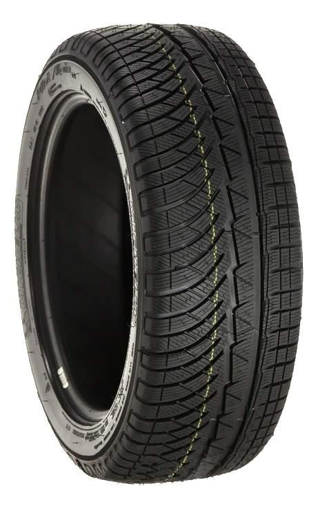 Автошина R18 225/40 Michelin Pilot Alpin 4 92V (зима)