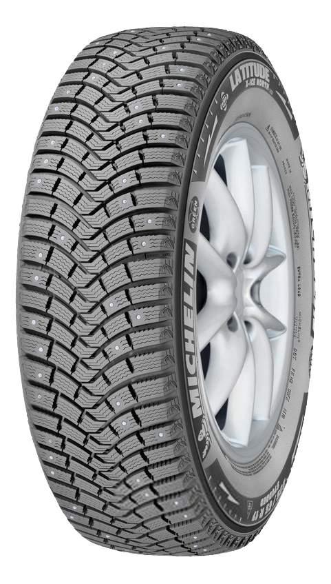 Автошина R20 255/55 Michelin Latitude X-Ice North 2+ 110T (шип)