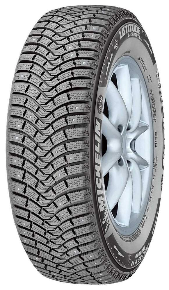 Автошина R16 215/70 Michelin Latitude X-Ice North2 100T(шип)