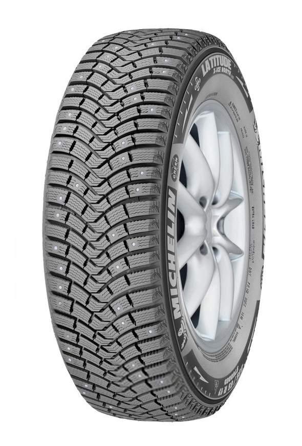 Автошина R17 225/60 Michelin Latitude X-Ice North 2+ 103T(шип)