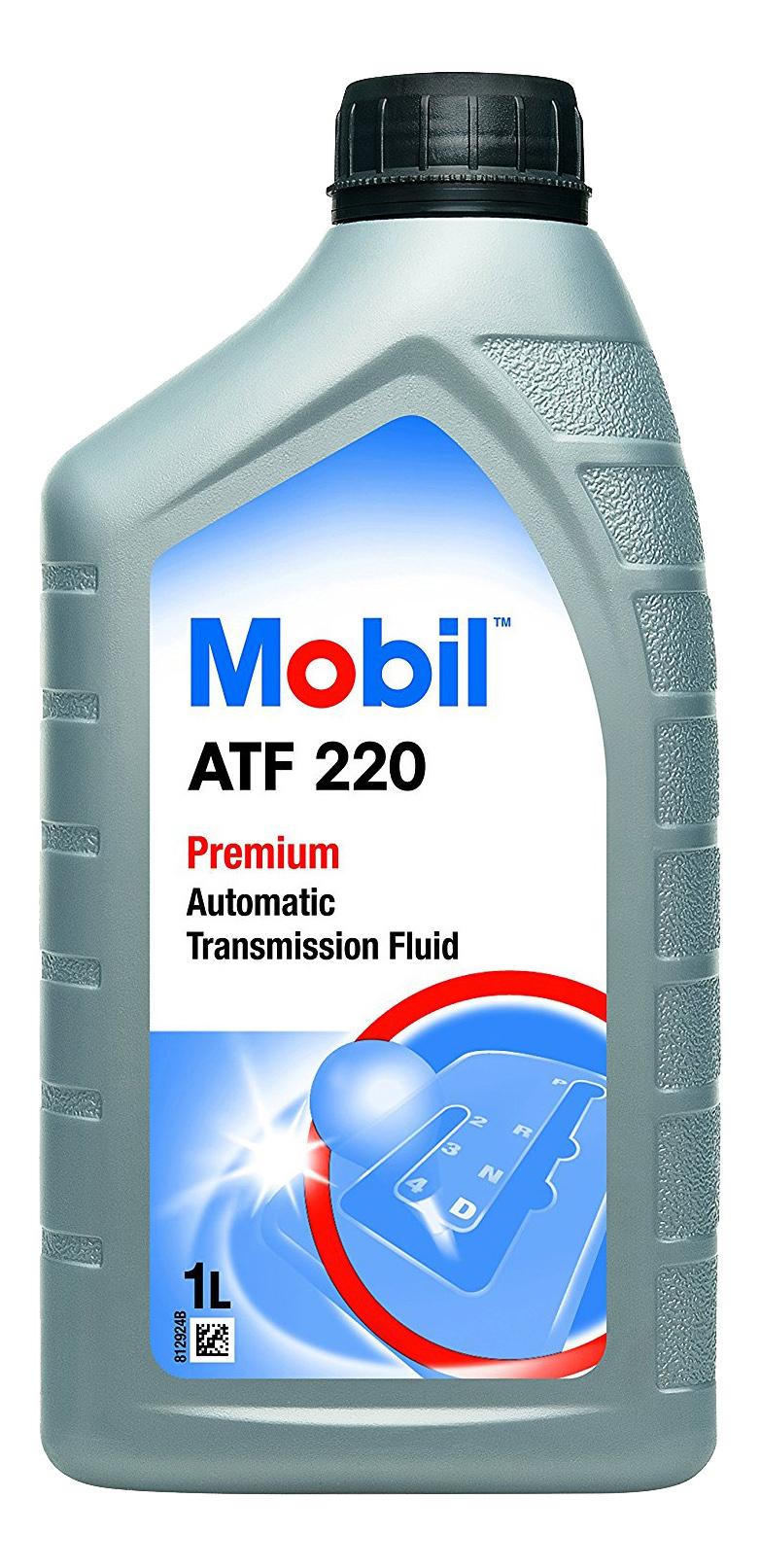 Масло трансм MOBIL 1 ATF 220 GM Dexron II  (1л)