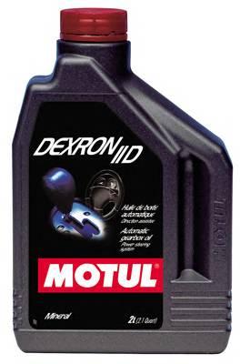 Трансмиссионное масло Dexron II D 1л