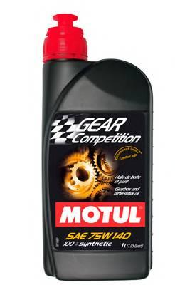 масло для КПП  Gear FF Comp  75w140 12*1л   MOTUL