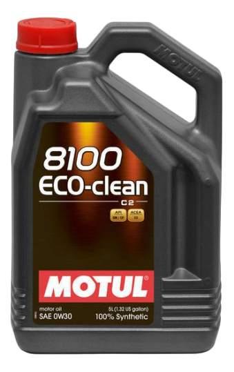 Масло моторное синт. 8100 Eco-clean 0W-30 (5л)