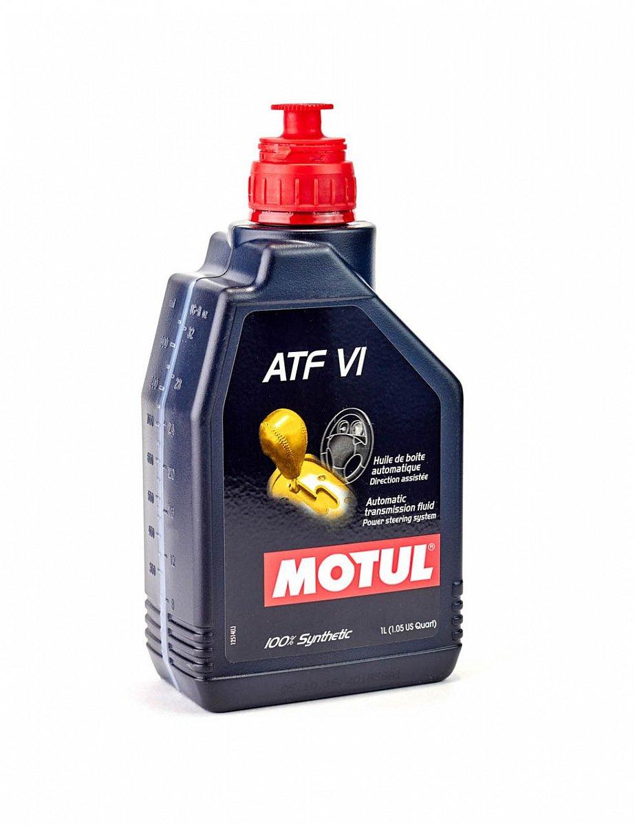 Масло трансмиссионное MOTUL Multi ATF VI 12x1
