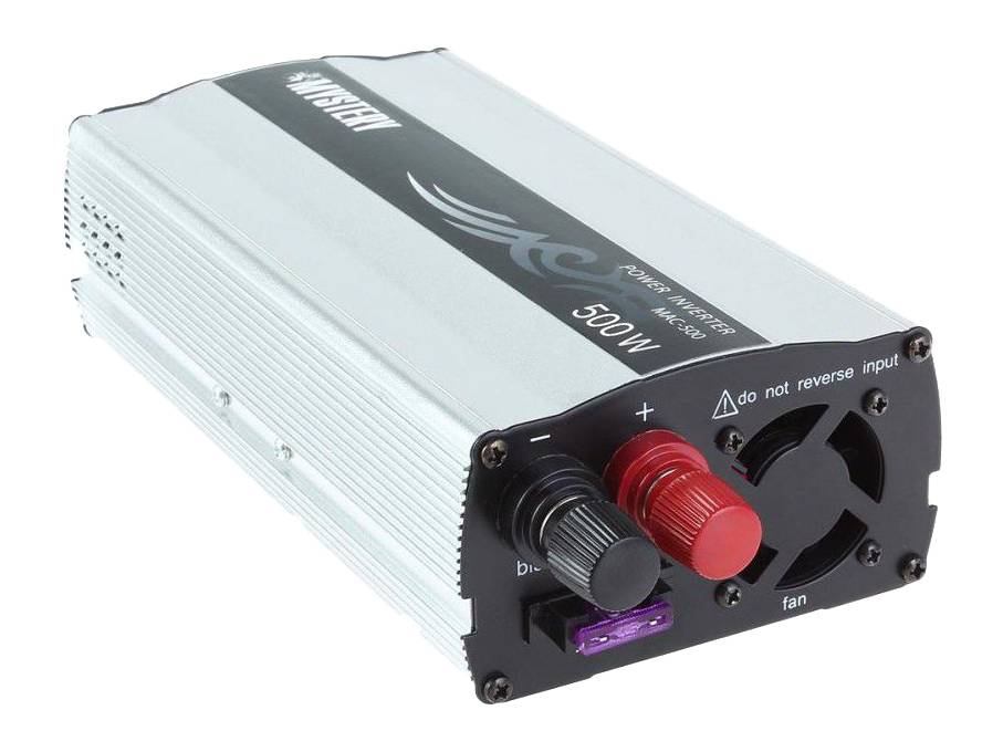 Автоинвертор MYSTERY MAC-500. мощность 500вт. USB