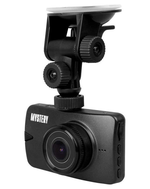 Видеорегистратор Mystery MDR 805HD экран 3 видео 1920 х 1080 угол обзора 170