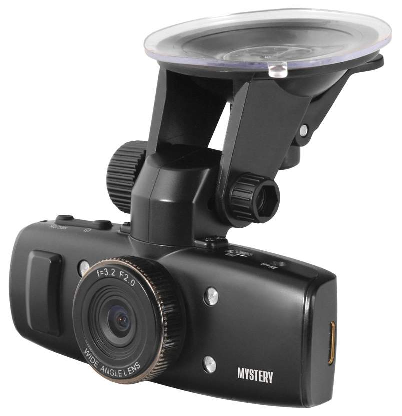 Видеорегистратор MYSTERY MDR-940HDG с экраном GPS код 61296