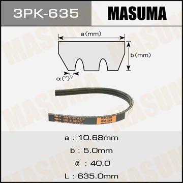 Фотография Masuma 3PK635