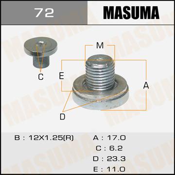 Фотография Masuma 72