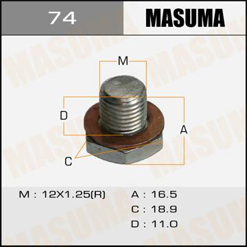 Фотография Masuma 74
