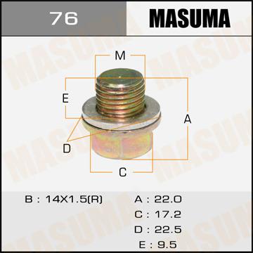 Фотография Masuma 76
