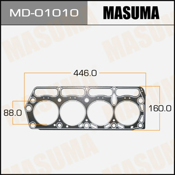 Фотография Masuma MD01010