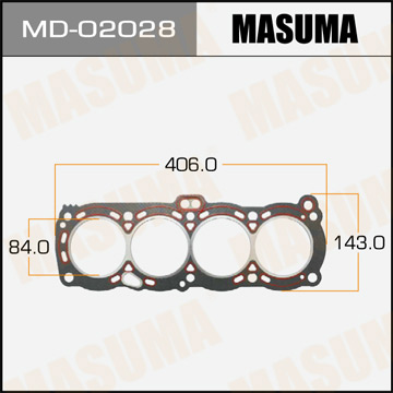 Фотография Masuma MD02028