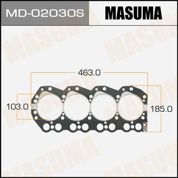 Фотография Masuma MD02030S