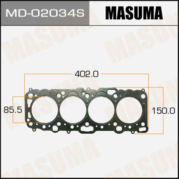 Фотография Masuma MD02034S