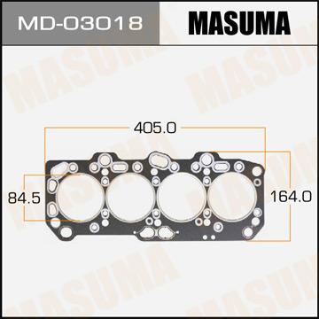 Фотография Masuma MD03018