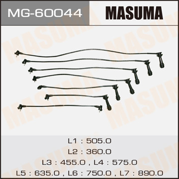 Фотография Masuma MG60044